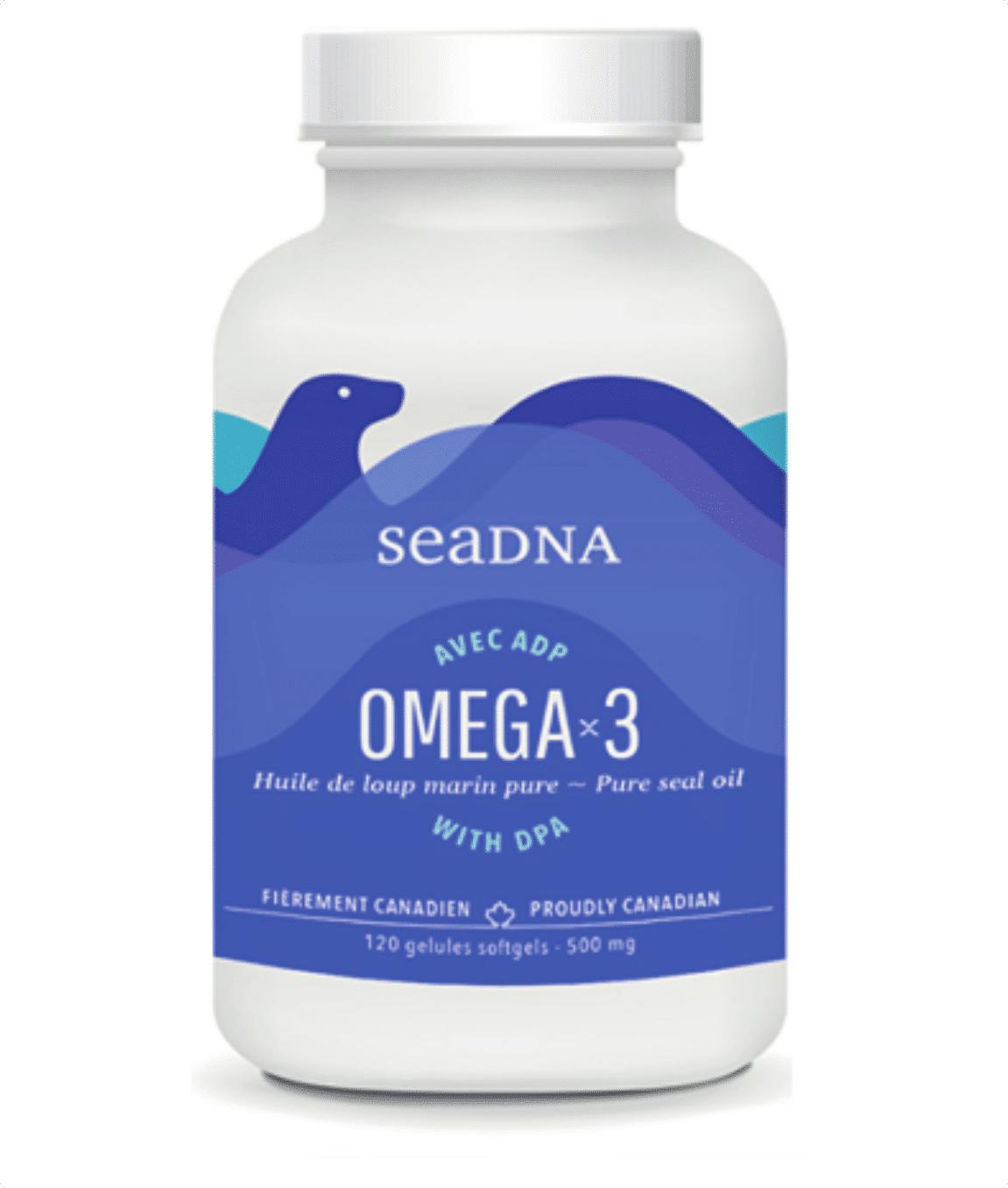 SeaDNA Omega-3 (240) | SeaDNA Canada