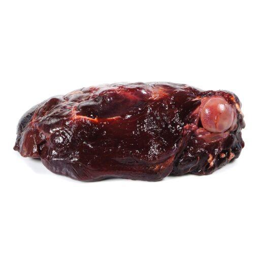 Meniche viande loup marin phoque seal meat flipper seadna