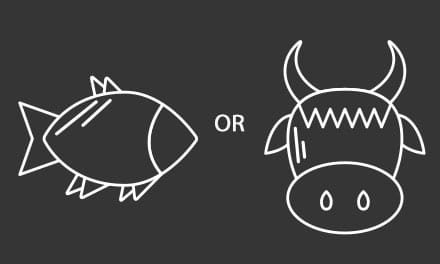 Fish or meat