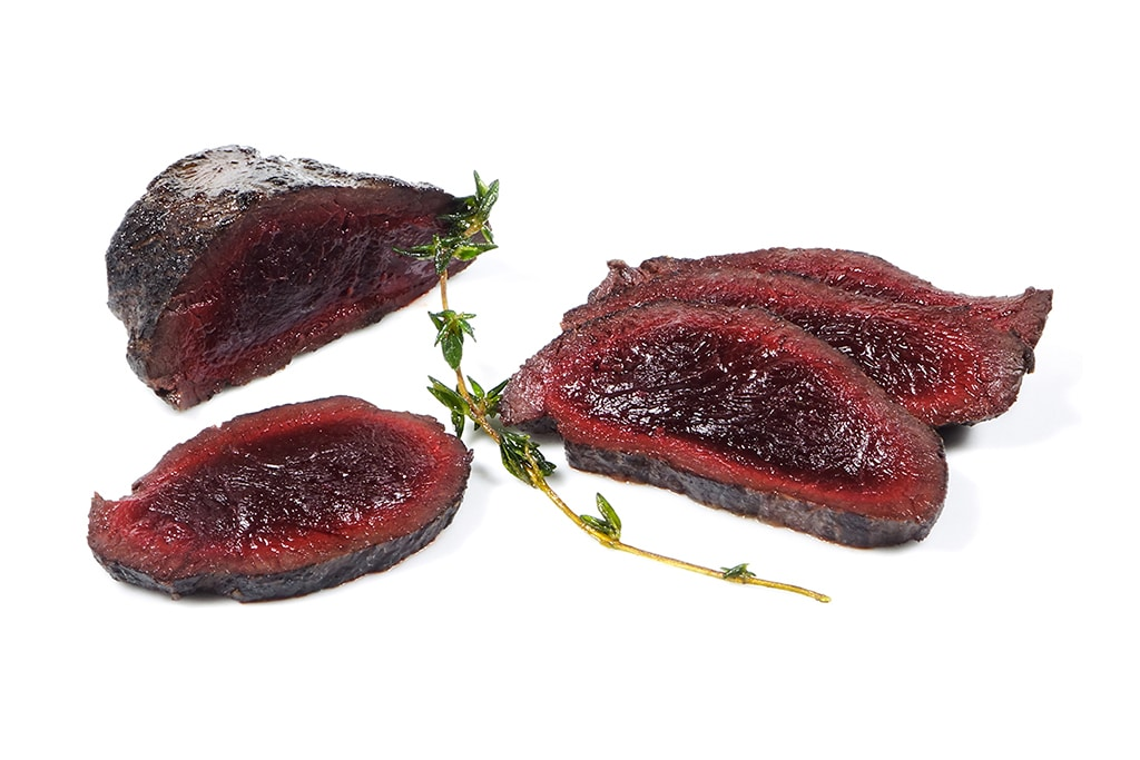 Filet loup marin phoque seal meat loin seadna